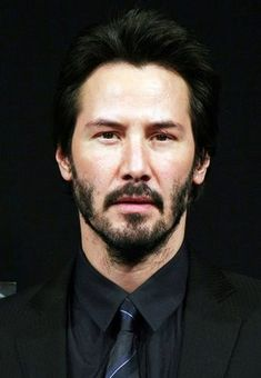 Keanu Reeves promotes Street King during a press conference at Grand Hyatt Tokyo in Tokyo, Japan
