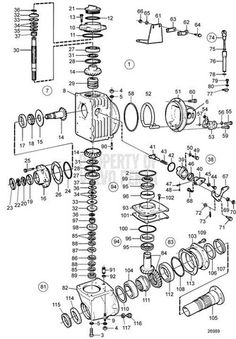 Volvo Penta MD5A Engine Service Repair Workshop Manual