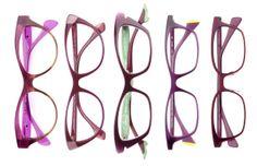 Radiant Orchid Eyewear! #orchidglasses
