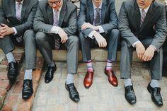 grooms men portrait
