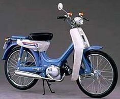 honda littlehonda pc50(1969)