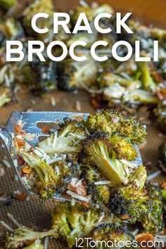 Broccoli Recipes, Crack Broccoli, Vegetable Recipes, Vegetarian Recipes, Cooking Recipes, Healthy Recipes, Beef Recipes, Side Dish Recipes, Dinner Recipes