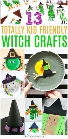 These easy witch cra