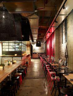 Méjico Restaurant by Juicy Design  juicy design mexican food restaurant10