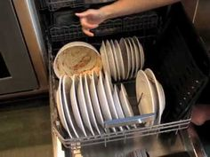 Bosch Dishwasher Tips #1: How to Load a Dishwasher