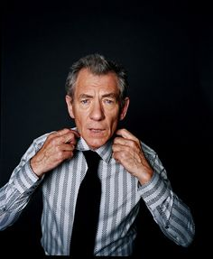 Sir Ian McKellen as Professor Brunner? Needs to have way less hair and be less lovable, though.