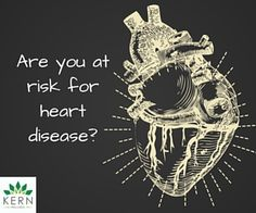 7 signs to see if you are at risk for heart disease.