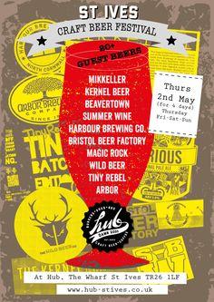 Hub Craft beer festival