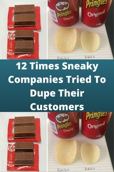 12 Times #Sneaky #Companies Tried To Dupe Their #Customers