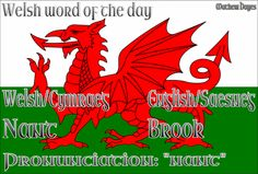 , Welsh word of the day: Nant/Brook