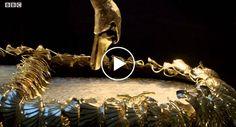 Este Magnifico Cisne De Tamanho Real é Um Mecanismo De Relojoaria De 1773 e Ainda Hoje Funciona