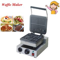 128.02$  Buy here - http://alind5.shopchina.info/go.php?t=32670982569 - 1pc 220V Electric Waffle Maker New Baker Plaid Cake Furnace Heating Machine FY-218 128.02$ #SHOPPING