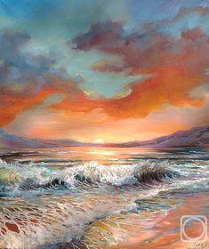 Ideas for beach art painting seaside African Art Paintings, Seascape Paintings, Painting Art, Art Drawings Beautiful, Nautical Art, Encaustic Art, Ocean Art, Beach Art, Acrylic Art