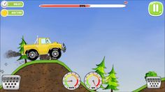 Offroad Jeep Racing On Hill !