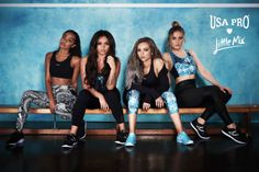 Little Mix for USA Pro Part 2