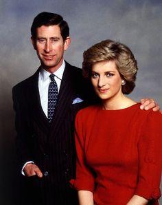 Dianspot:  Prince and Princess of Wales