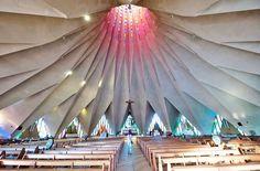San Antonio Church in Maputo, Mozambique.Most Beautiful Church Ceilings Photos   Architectural Digest