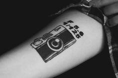Tatuagens sobre fotografia | POLO CRIATIVO