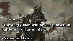 Master Samurai Maxim