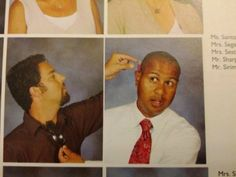 faculty page yearbook win.