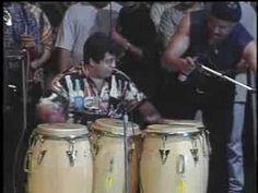 Giovanni Hidalgo y Los Van Van - Rumba Cubana, Descarga - YouTube