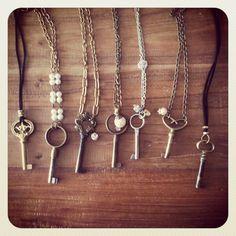 Necklace Keys.