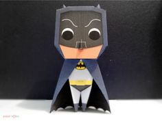 Batman #papertoy