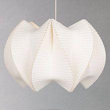 Buy Ciara O'Neil Spine-vault Pendant, White Online at johnlewis.com