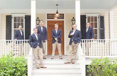 Southern Prep groomsmen