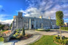 33 of the Best Castles in Ireland to stay in when you visit. From luxury to self-catering to haunted these castles in Ireland give you the best of all worlds. Castle Hotels In Ireland, Castles In Ireland, Bellingham Castle, Waterford Castle, Stay In A Castle, Ashford Castle, Black Castle, Hotel Reviews, Vacation Destinations