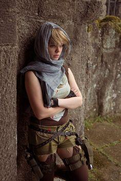 Cosplay: Alice Abernathy from Resident Evil Extinction