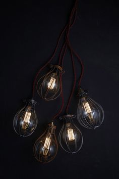 GORG light fixtures... Lighting can be the finishing touch that makes a room... A bit like Accesories on an outfit.... Very artistic and creative!!!