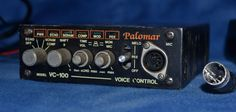 PALOMAR VOICE CONTROL VC-100 CB RADIO MOBILE ELECTRONIC