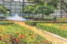 Conceptual Architecture, Vineyard, Golf Courses, Outdoor, Outdoors, Concept Architecture, Vine Yard, Vineyard Vines, Outdoor Games