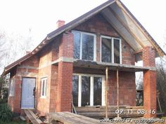 Budowanie domu na podstawie projektu Chatka z MG Projekt.  #budowa #chatka #mgprojekt