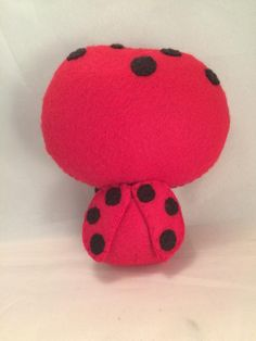 Here are the sweet little ladybug's wings :)