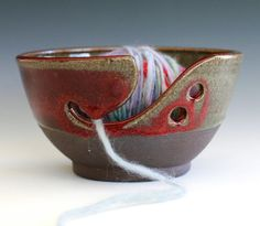 Handy Yarn Bowl