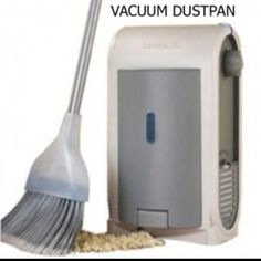 Don't you just hate it when you can't sweep up the last little bit. Need it!