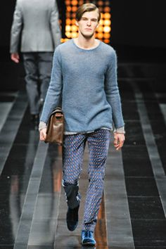 Canali Fall 2012 Menswear Collection on Style.com: Complete Collection