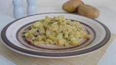 pasta e patate (ricetta gustosa) | In cucina con anna