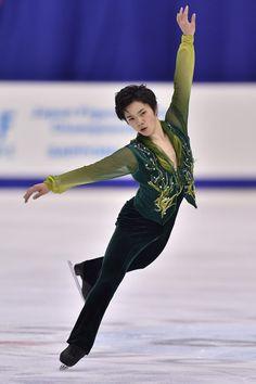 Shoma Uno Photos - 2015 Japan Figure Skating Championships - Day 1 - Zimbio