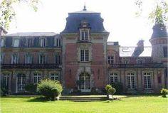 Chateau de Bertreville - Haute-Normandie