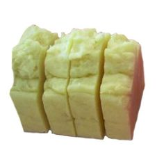 Lemongrass Scented 6 Large 5 oz Soap Bars All Natural Handmade by Natural Soap. $34.99. Made with all natural food grade oils, and NO animal products. Including Olive Oil, Shea Butter, and more.. Each handmade soap loaf contains Olive Oil for moisturizing, Shea Butter for softness, and more.. 6 Soap Bars weighs about 5 oz each. To ensure freshness the product is made to order and will take 3-4 days before shipping. 6 Large Soap Bars weighing about 5 oz each. It...