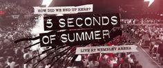 5 seconds of summer lanza DVD