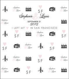 Stephanie & Lucas' Wedding | Best Of August '12 | 7' x 8' Pro