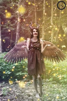 But she was not just any girl, she was a faerie... by Blossom-of-Faelivrin on DeviantArt