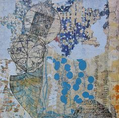 Eva Isaksen - Printmaker and Collage Artist - Seattle WA