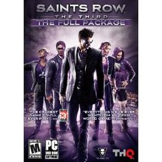 Saints Row the Third: Franchise Pack for PC downloads for $7.49 (reg. 49.99$)