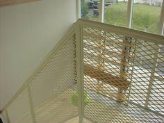 industrielles design trifft leichtigkeit in der maisonette-wohnung, Innenarchitektur ideen
