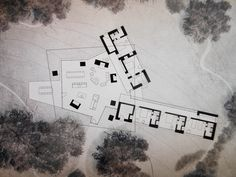 dibuixos: Peter Zumthor [habitatges per a gent gran XV] δεντρα Peter Zumthor, Architecture Graphics, Architecture Drawings, Art And Architecture, Ancient Architecture, Sustainable Architecture, The Plan, How To Plan, Devon
